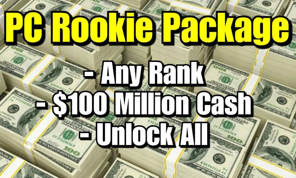 $20 - PC Rookie Package (Applied to Your Account) cover