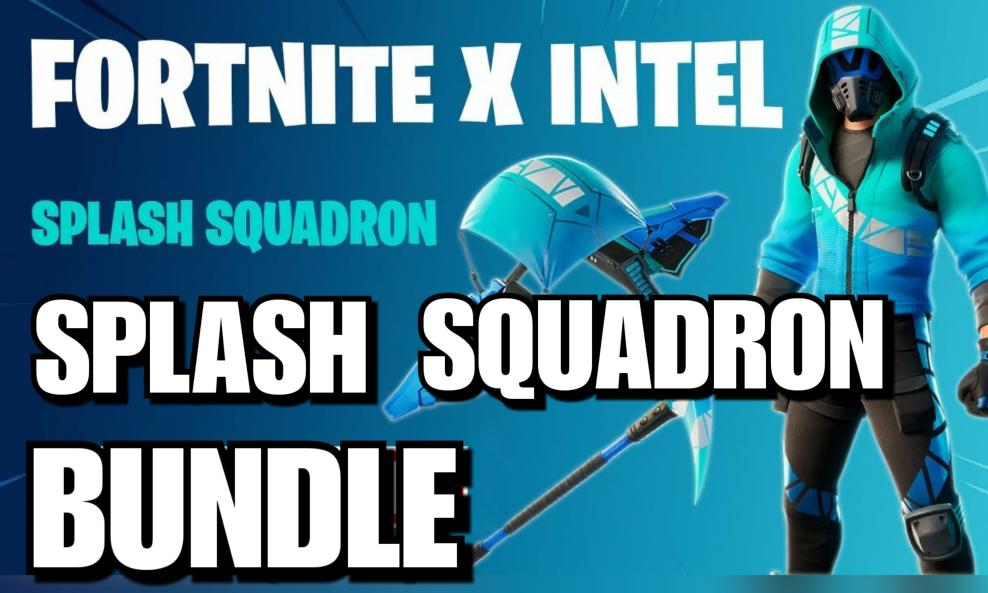 $65 - Splash Squadron Bundle (Applied to Your Account) cover