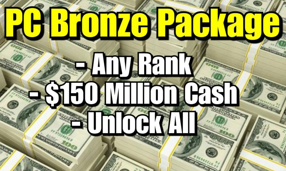 $30 - PC Bronze Package (Applied to Your Account) cover