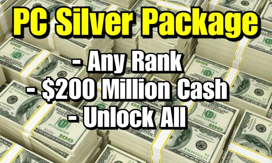 $40 - PC Silver Package (Applied to Your Account) cover