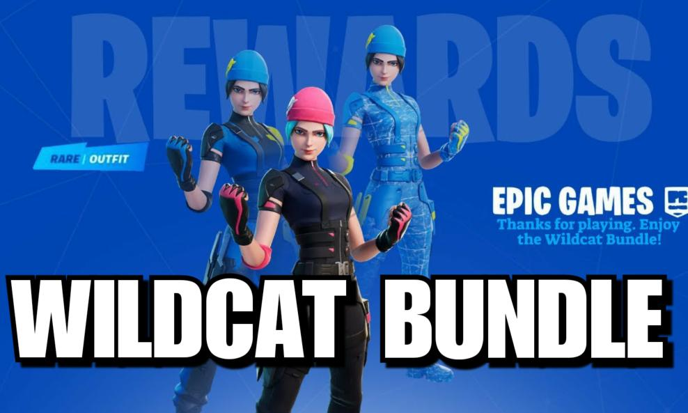 $275 - Wildcat Exclusive Skin Bundle (Applied to Your Account) cover
